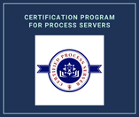 Process Server Certification