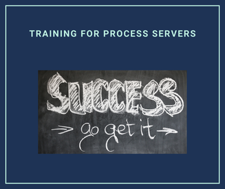 Success- go get it: training for process servers