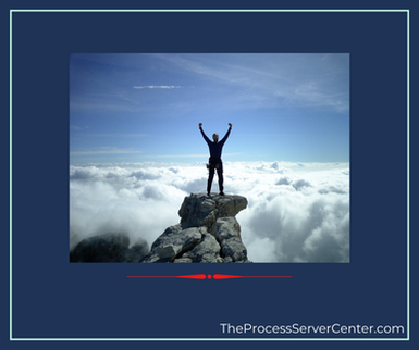Top of the World process server