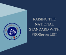 The Process Server Center is raising the national standard with PROServer List